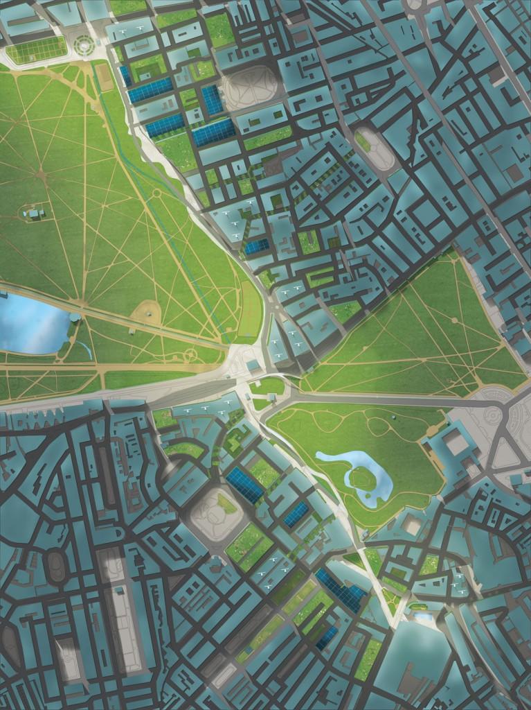 Master Plan Marble Arch Victoria Corridor