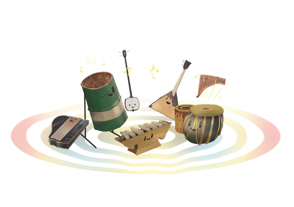 Morgensonne Instrumente rgb